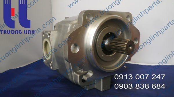 Hydraulic pump for Komatsu WA500-3 Wheel Loader