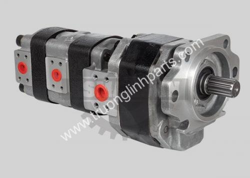 Wheel Loader Kawasaki hydraulic gear pump