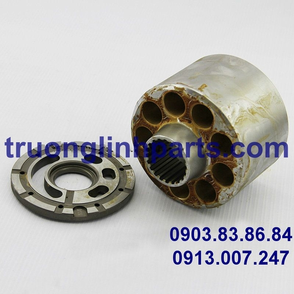 VALVE PLATE HPR130 of hydraulic pump