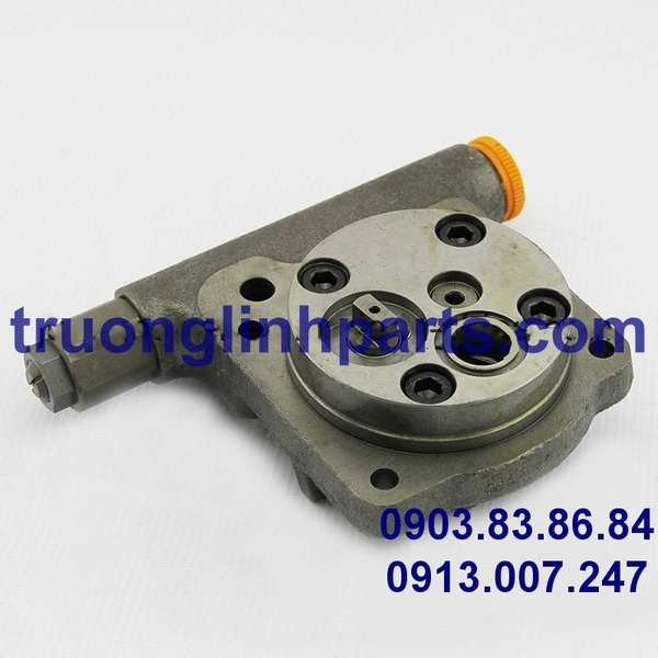 CHARGE PUMP HPV75 of hydraulic pump, Komatsu