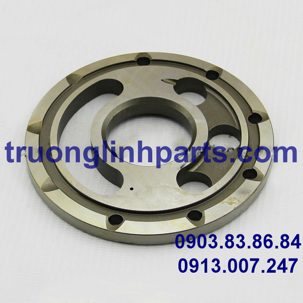VALVE PLATE HPV75 of hydraulic pump