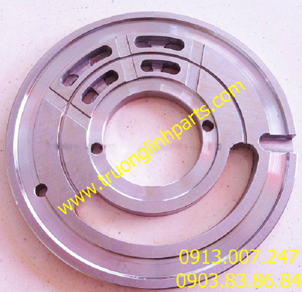 VALVE PLATE PSVD2-21 of hydraulic pump, Kayaba