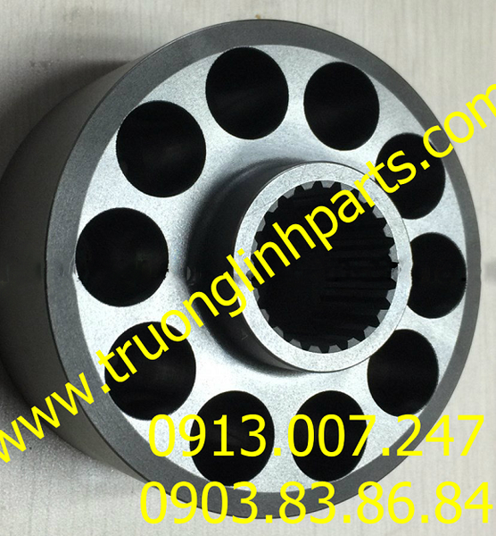 Cylinder PSVD2-21 of hydraulic pump, Kayaba