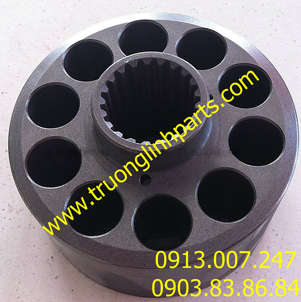 Cylinder PSVD2-16 of hydraulic pump, Kayaba