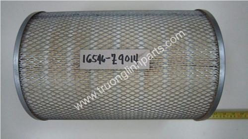 AIR FILTER ELEMENT 16546-Z9014 FOR Wheel loader spare parts Kawasaki