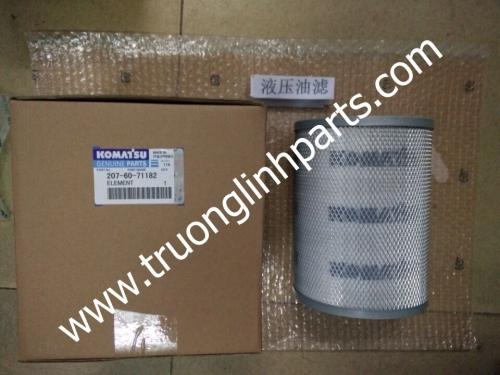 Element 207-60-71182 - Hydraulic parts for Komatsu