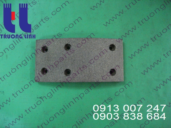 Pad of Brake - NISSHA for Crane