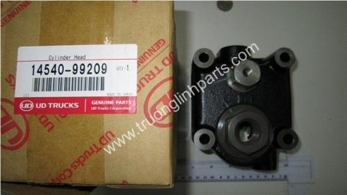 CYLINDER HEAD 14535-99013 FOR wheel loader spare parts