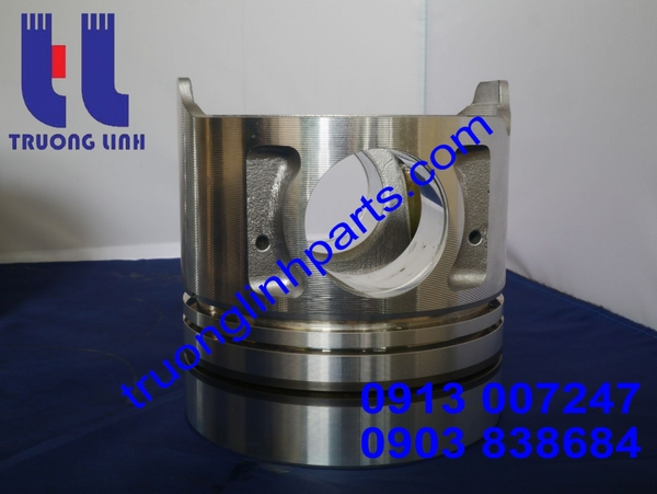 Piston Nissan BF6T - wheel loader spare parts