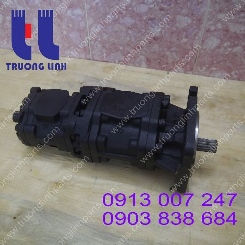Nabco Hydraulic Pump PLS3050-2531ECL For Kawasaki Wheel Loader