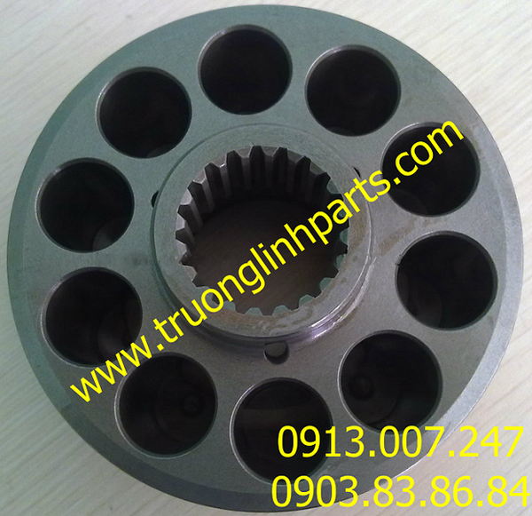 Cylinder PSVD2-27 of hydraulic pump, Kayaba
