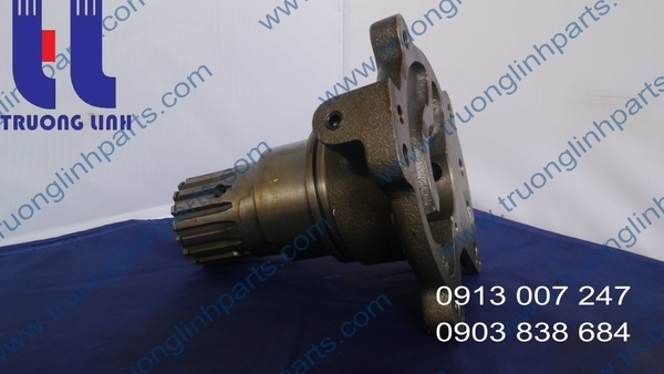 Shaft, Torque Converter  711-55-12520 for Komatsu WA100-1 WA150-1 WA120-1 WA200-1 Wheel Loader