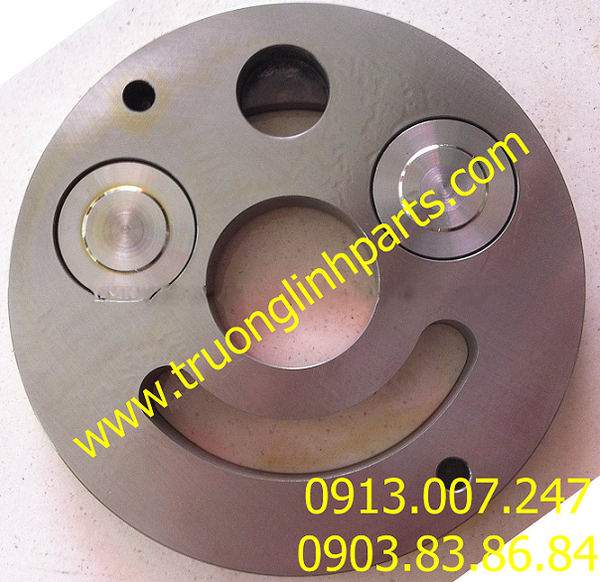 VALVE PLATE PVC80 of hydraulic pump, Kayaba