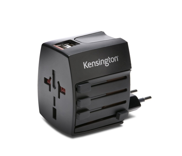 o-cam-dien-da-nang-kensington-international-travel-adapter-with-dual-usb-charger