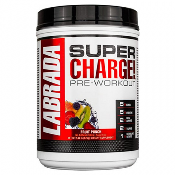 Super Charge Pre Workout by Labrada