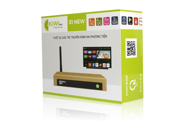 Android KIWIBOX S1 NEW