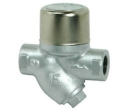 YOSHITAKE Steam Trap (Disc Type) Threaded Ends: TD-10NA