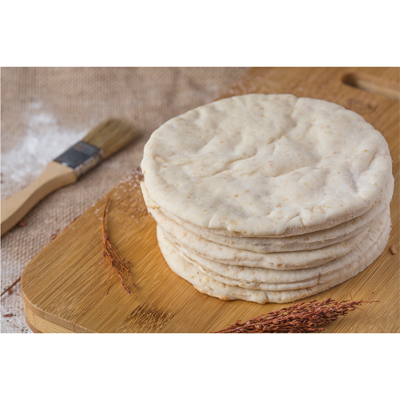 Whole Wheat pita (5 ps/pack)