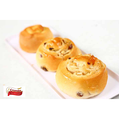 Apple Cinnamon Scroll ( 2 ps/pack)