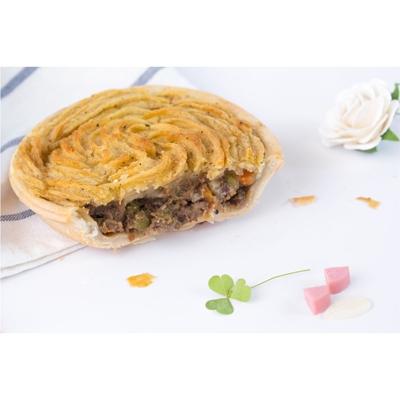 Shepherds Pie (steak & potato pie)