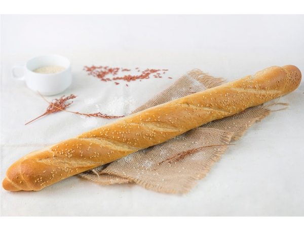 White Seed Baguette