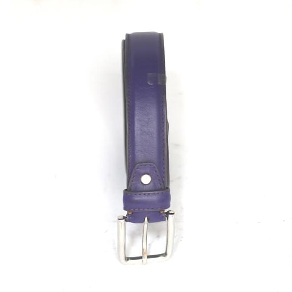 BELT-Patina purple 35mm