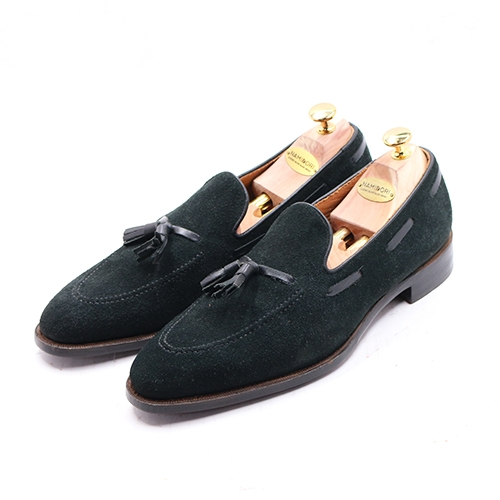 TASSEL LOAFER (SUADE)