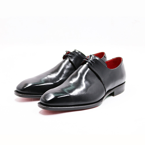PLAIN TOE DERBY (2 Eyelet)
