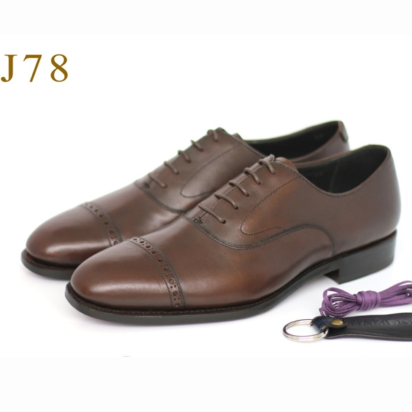 PUNCH CAP TOE OXFORD