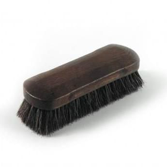 Horse hair brush Victoria 18cm