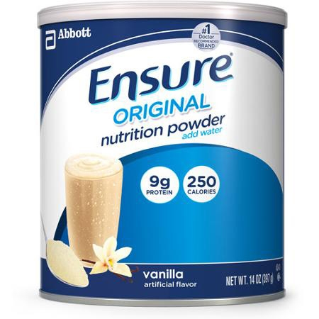 Sữa ENSURE nutrition powder 397g