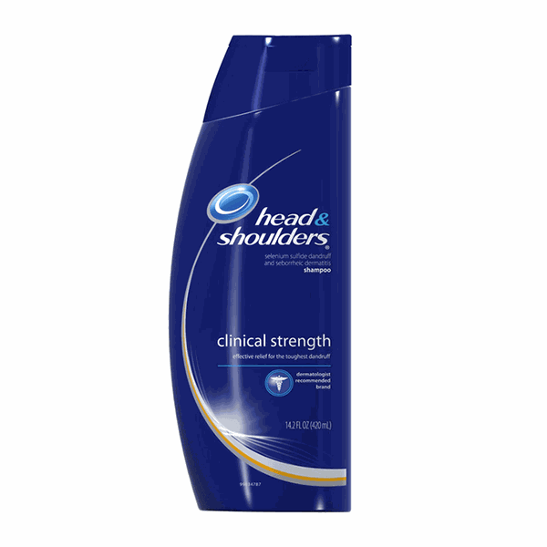 Dầu gội Head & Shoulders Clinical Strength 420ml