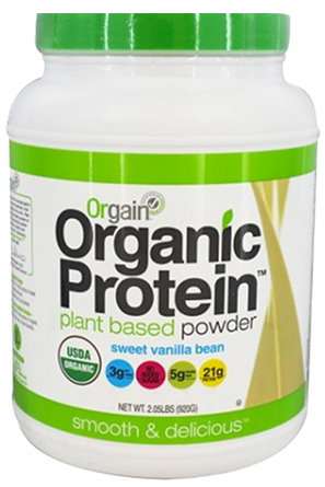 Bột Protein Organic Protein Plant Based Powder 1.2kg