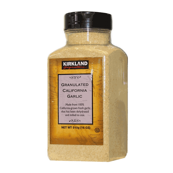 Bột tỏi sấy khô Granulated California Garlic 510g