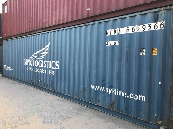 Container 40Feet HC NYKU 5659366