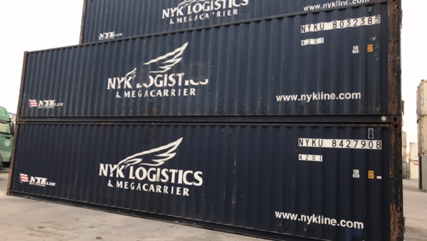 Container 40Feet DC NYKU 8032385