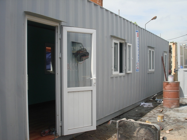 Container Văn Phòng 40Feet - ICVP007