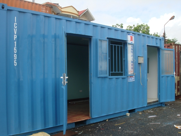 Container Văn Phòng 20Feet - ICVP005