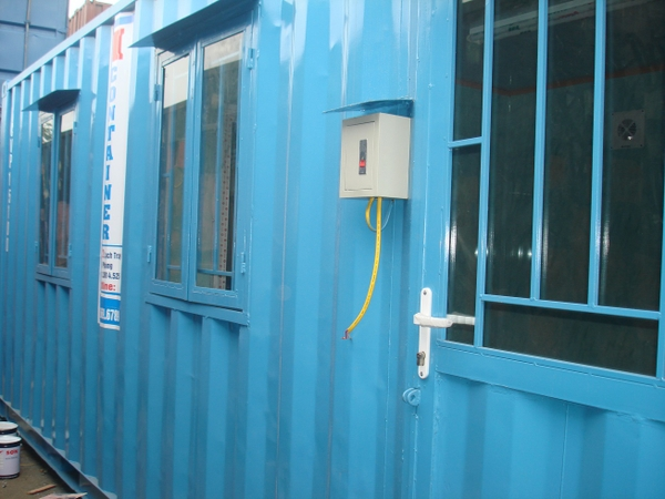 Container Văn Phòng 20Feet - ICVP006