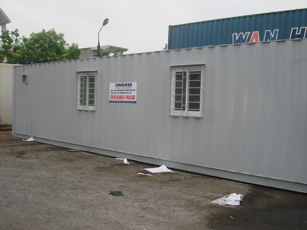Container Văn Phòng 40Feet - ICVP010