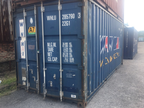 Container 20Feet WHLU 2857903