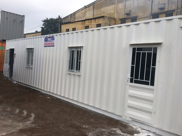 Container Văn Phòng 40Feet - ICVP009