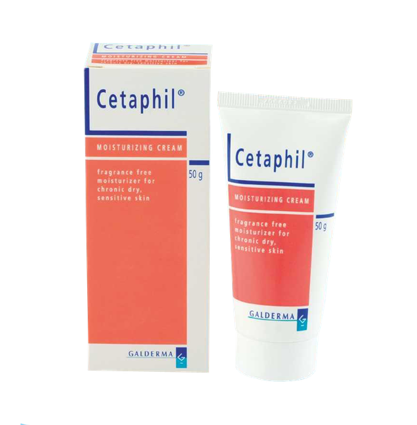 Cetaphil Moisturizing Cream Face & Body 50g
