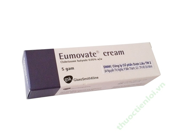 Eumovate Cream 5g