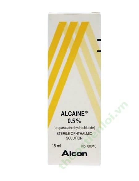 Alcaine 0.5% 15ml