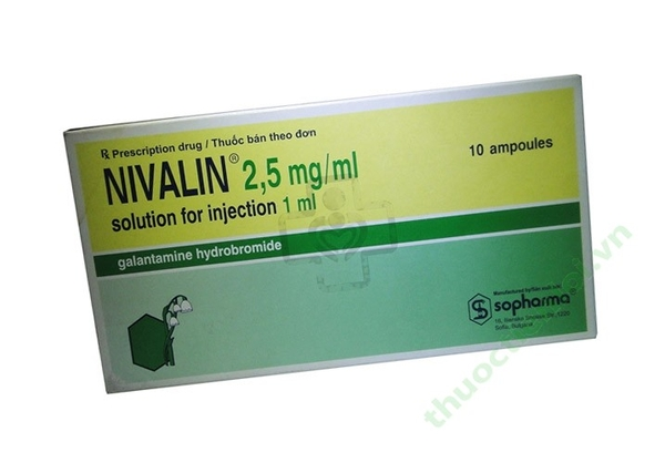 Nivalin 5mg/ml