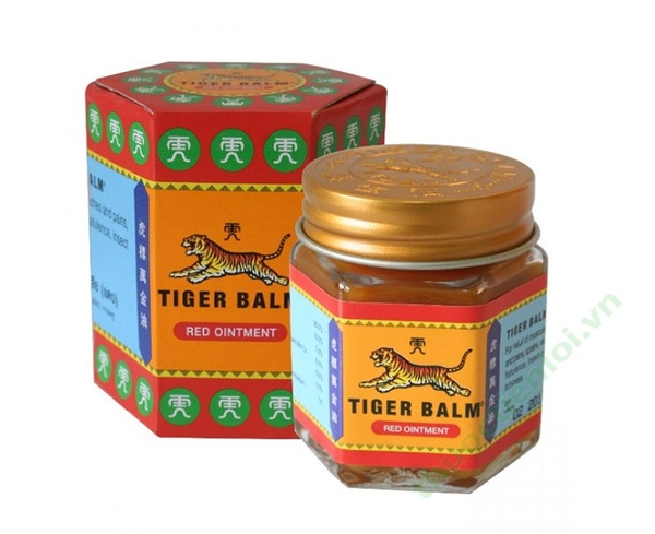 TIGER BALM RED OIL 30G