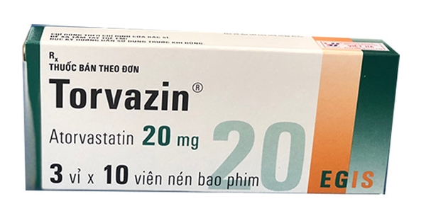 Torvazin 20mg