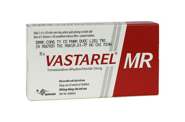 Vastarel MR 35 mg