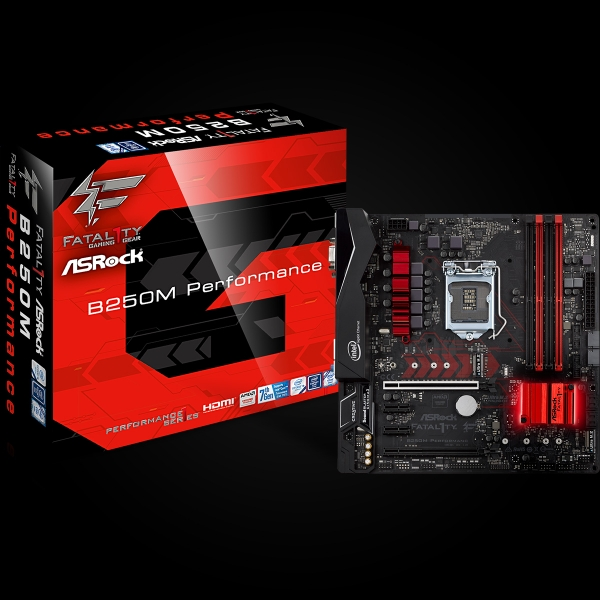 Mainboard Asrock B250M Performance